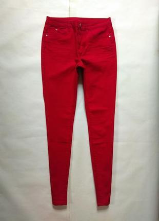 Cтильные джинсы скинни yessica, 12 размер.