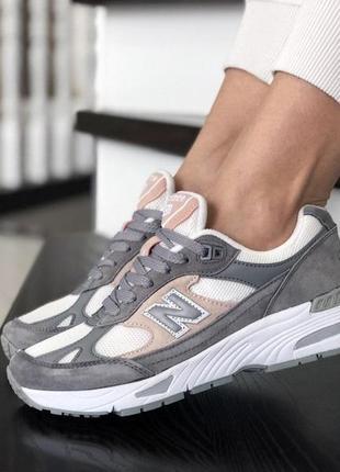 Шикарные женские кроссовки new balance 991