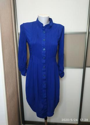 Платье - рубашка под кеды