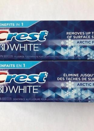 Зубні пасти crest
