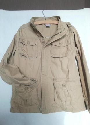 Классная легкая куртка gymboree