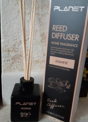 Аромадифузор квіткові зелені жасмин турція аромат для дома освежитель