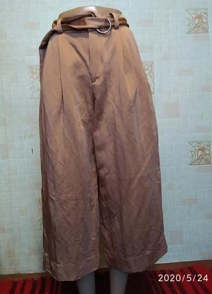 Модные брюки кюлоты 275