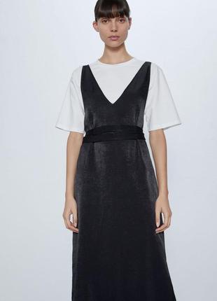Платье зара zara