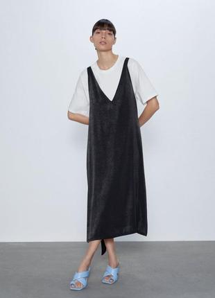 Платье зара zara3 фото