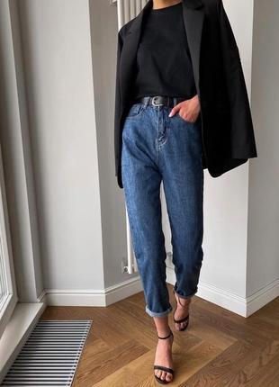 Базовый стильный удлиненный пиджак жакет блейзер с пуговицей
