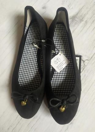 Балетки туфли esmara