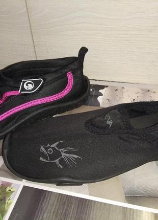 Аквашузы обувь для плавания / аквашузи взуття для плавання / коралки