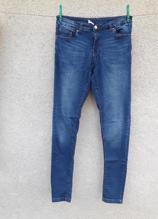 Очень мягкие джинсы высокая посадка