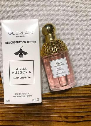 Guerlain agua allegoria flora cherrysia