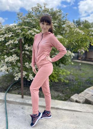 Спортивный костюм на девочку3 фото