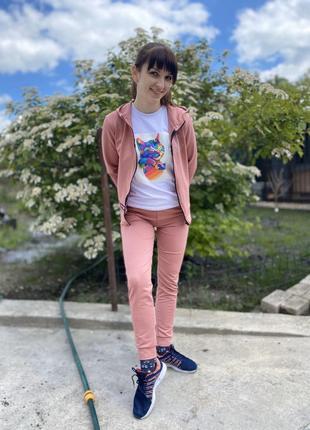 Спортивный костюм на девочку4 фото
