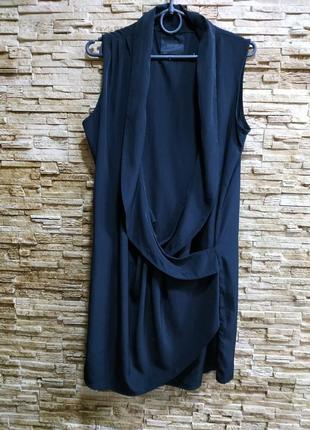 Красивая стильная блуза-туника