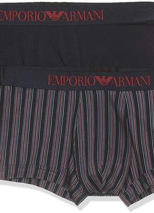 Боксеры трусы emporio armani размер xxl