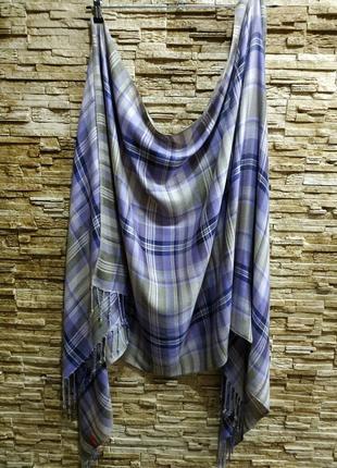 Большой красивый шарф, палантин