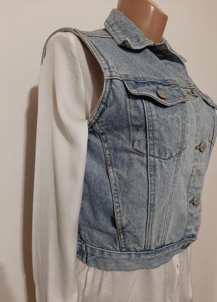 Жилетка джинсова arizona