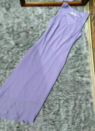 Платье с ассиметричным низом new look