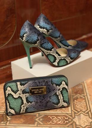 Крутейший набор туфли и кошелёк 🔥🔥🔥
