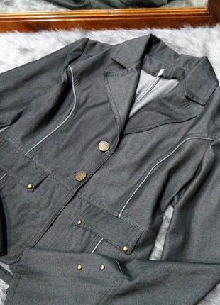 Жакет блейзер пиджак2 фото