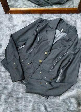 Жакет блейзер пиджак1 фото