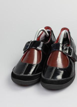 Фирменные мокасины туфли