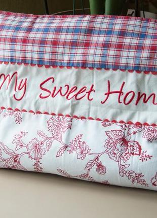 Декоративная наволочка/чехол для подушки english home