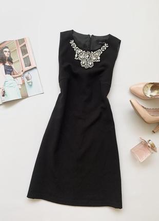 Платье-трапеция new look