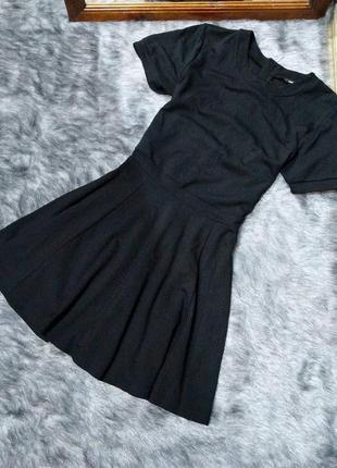 Платье скейтер h&m