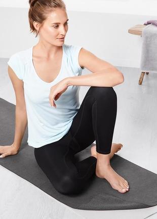 Коврик-полотенце для фитнеса и отдыха tchibo (германия)