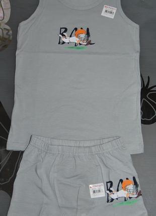 Комплект 6-7 лет донелла doni турция donella американский футбол боксеры шортики