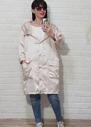 Стильная куртка ветровка3 фото