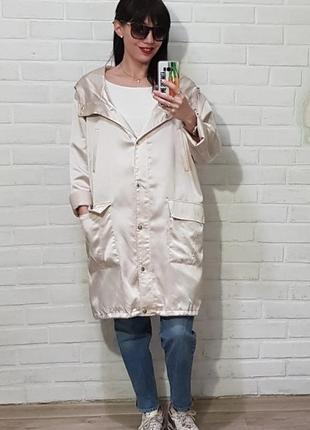 Стильная куртка ветровка2 фото
