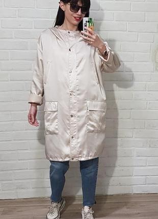 Стильная куртка ветровка4 фото