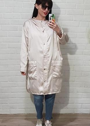 Стильная куртка ветровка5 фото