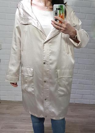 Стильная куртка ветровка1 фото