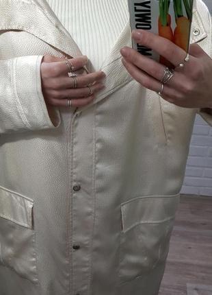 Стильная куртка ветровка6 фото