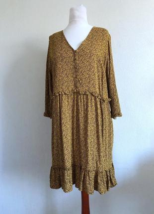 Натуральное платье ♥️♥️ мега розпродаж на сторінці♥️💛 речі по 99 грн!!!💛💛💛