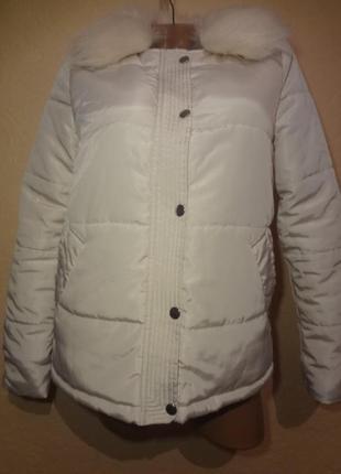 Классная демисезонная куртка mel ivy размер s