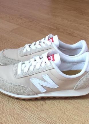 Замшевые кроссовки new balance оригинал 36 размера в идеальном состоянии