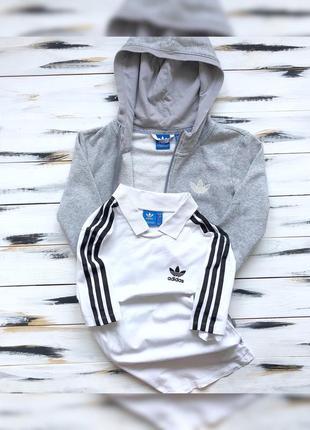 Adidas originals худи футболка (набор)