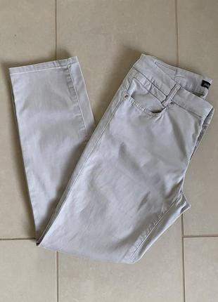 Штаны джинсы летние уникальные marc cain размер 4 или l