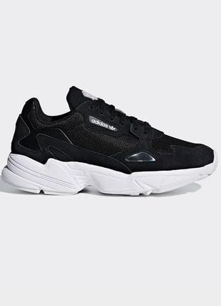 Adidas falcon black/white