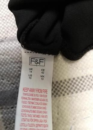 Стильная блуза рубашка f&f4 фото