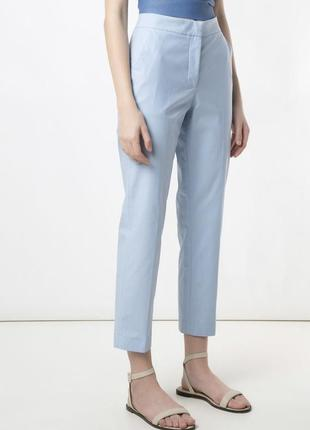 Нежные брюки на лето, базовые marco polo размер 40 или l