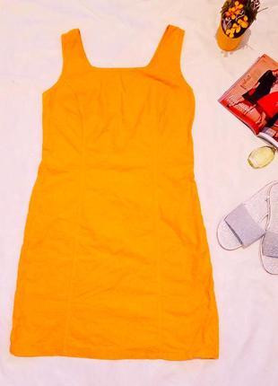 Классное летнее платье фирмы mark's spencer