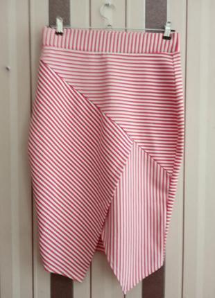 Трикотажная юбка от jane norman