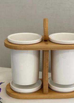 Подставка для столовых приборов