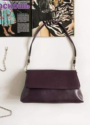Обалденная сумка мини dorothy perkins (багет, crossbody, клатч)