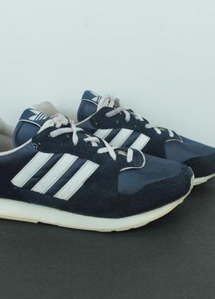Оригинальные винтажные кроссовки adidas quedar vintage 90s