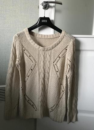 Свитер пуловер colins